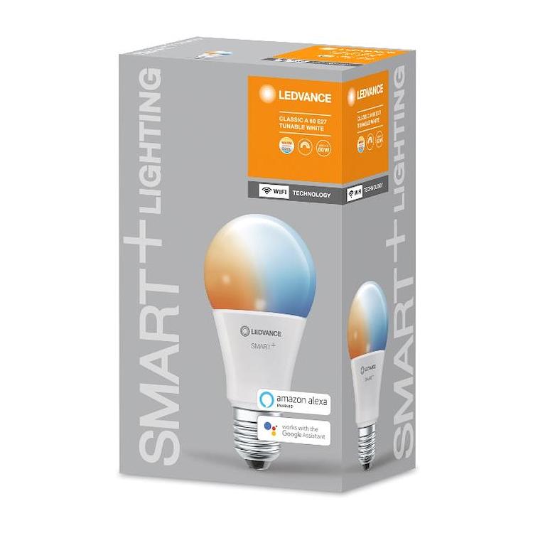 SMART+ WIFI CLASSIC A 60 TW E27 HS codice prod: SMT485372WF product photo