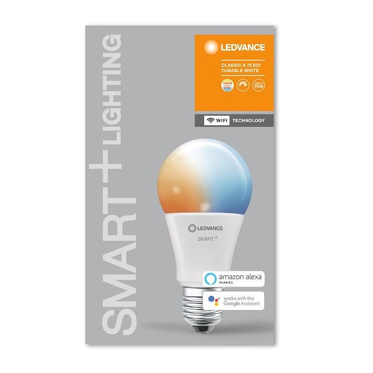 SMART+ WIFI CLASSIC A 75 TW E27 HS codice prod: SMT485433WF product photo
