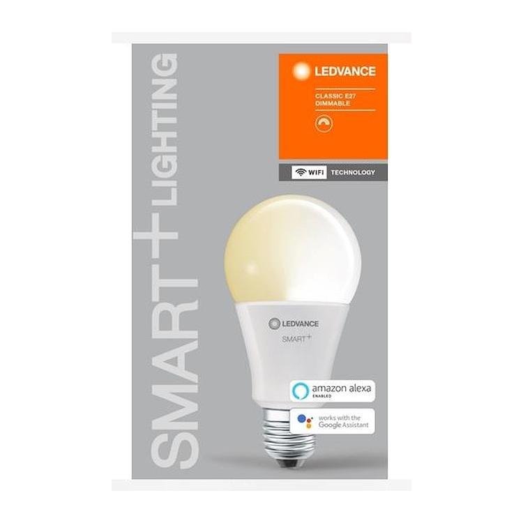 SMART+ WIFI CLASSIC A 100 TW E27 HS codice prod: SMT485495WF product photo