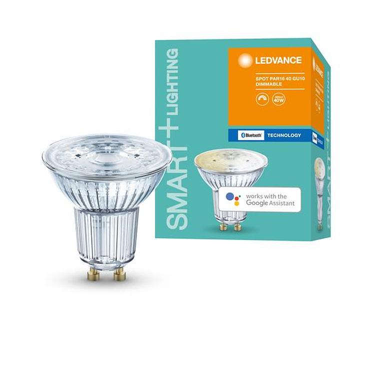 SMART+ BT PAR16 50 40° DIM WW GU10 codice prod: SMT485297BT product photo