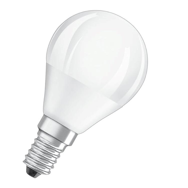LAMPADINA LED FORMA A SFERA SMERIGLIATA ATTACCO E14 codice prod: LED128347BLXBOX1 product photo