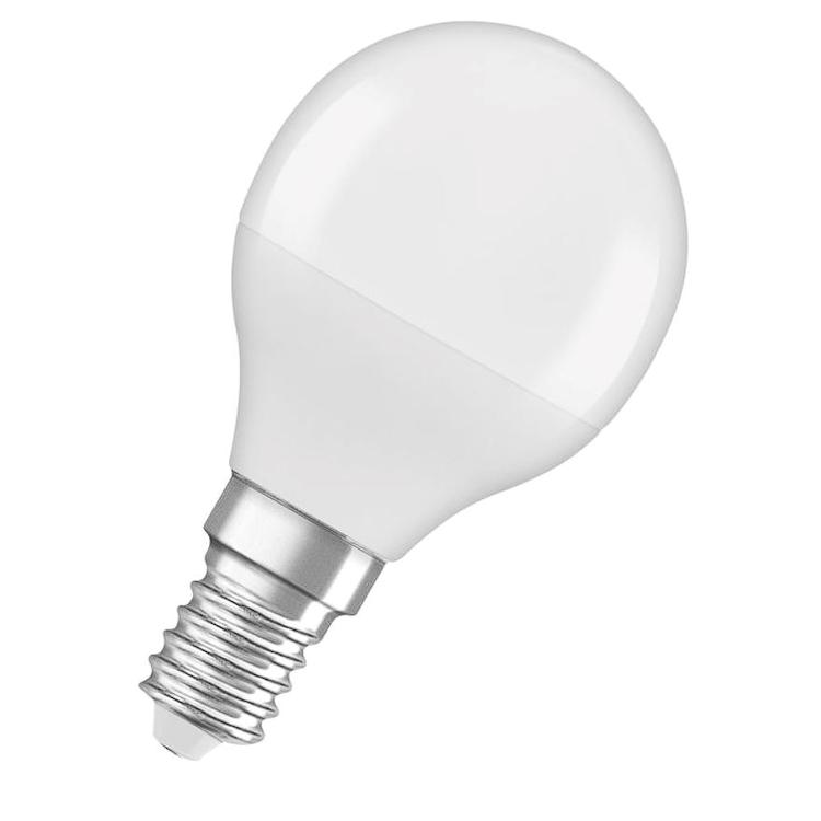 LAMPADINA LED FORMA A SFERA SMERIGLIATA ATTACCO E14 codice prod: LED128323BLXBOX1 product photo