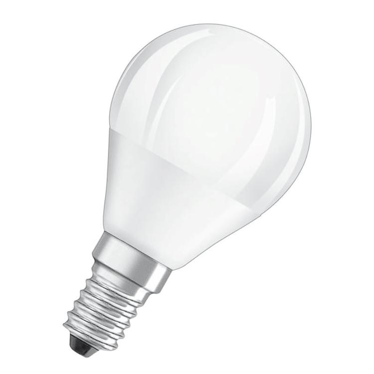 LAMPADINA LED FORMA A SFERA SMERIGLIATA ATTACCO E14 codice prod: LED304154BLXBOX1 product photo