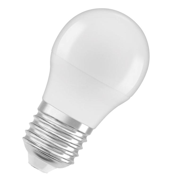 LAMPADINA LED FORMA A SFERA SMERIGLIATA ATTACCO E27 codice prod: LED128361BLXBOX1 product photo