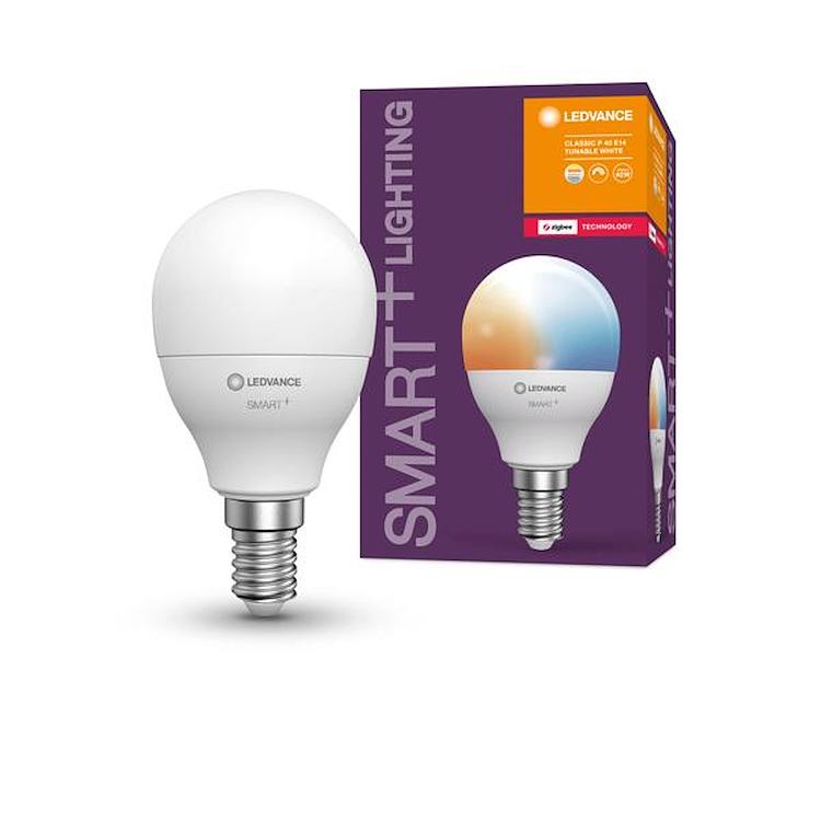 SMART+ ZB CLASSIC P 40 TW E14 HS codice prod: SMT485174ZB product photo