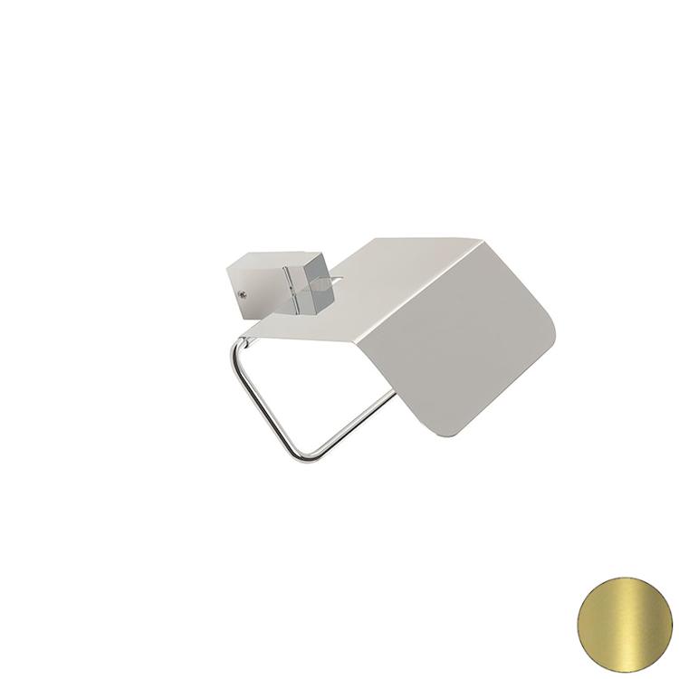 GEA PORTAROTOLO CON COPERCHIO ORO codice prod: 000GE11C16 product photo