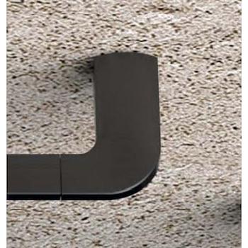 TRENTA PORTASALVIETTE L82,8 GRAFITE OPACO codice prod: B3011XLGM product photo Foto2 L2